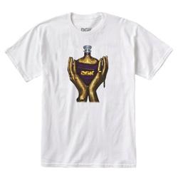 Camiseta DGK Raise Up White - 2488 - DREAMSSKATESHOP