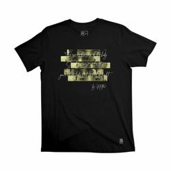 Camiseta Dreams Eyes 6 22 Black - 2847 - DREAMSSKATESHOP