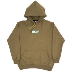 Colored Hoodie High Logo Nigh Green - 3205 - DREAMSSKATESHOP