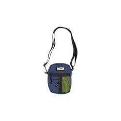 Shoulder bag Side Block High Navy Green - 3216 - DREAMSSKATESHOP