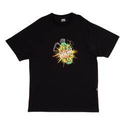 Camiseta High Tee Granade Black - 3201 - DREAMSSKATESHOP