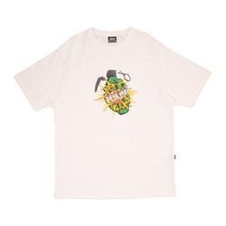 Camiseta High Tee Granade White - 3201 - DREAMSSKATESHOP