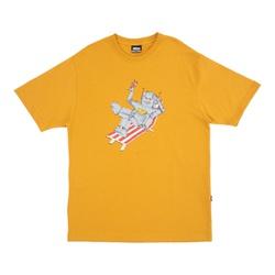 Camiseta High Tee Robot Yellow - 3200 - DREAMSSKATESHOP