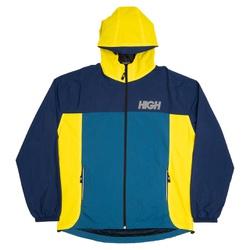 Rain Jacket High Yellow Navy - 3188 - DREAMSSKATESHOP