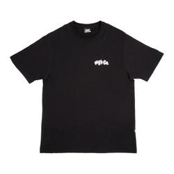 Camiseta High Tee Beach Rat Black - 3183 - DREAMSSKATESHOP