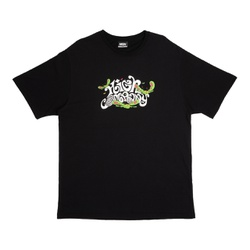 Camiseta High Tee Groove Black - 3184 - DREAMSSKATESHOP