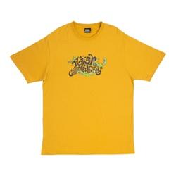 Camiseta High Tee Groove Yellow - 3184 - DREAMSSKATESHOP