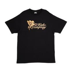 Camiseta High Tee Pegasus Black - 3185 - DREAMSSKATESHOP