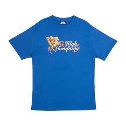 Camiseta High Tee Pegasus Blue - 3185 - DREAMSSKATESHOP