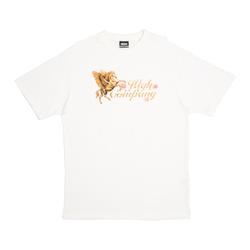 Camiseta High Tee Pegasus White - 3185 - DREAMSSKATESHOP