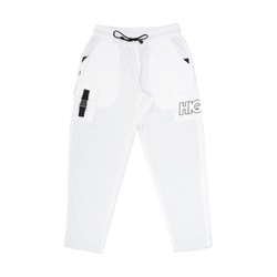 Cargo Track Pants High White - 3359 - DREAMSSKATESHOP
