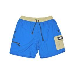 Cargo Shorts High Beige Blue - 3395 - DREAMSSKATESHOP