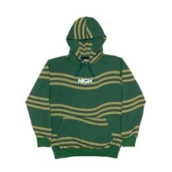 Hoodie High Wavy Kidz Green - 3407 - DREAMSSKATESHOP
