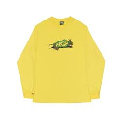 Longsleeve High Lunch Soft Yellow - 3403 - DREAMSSKATESHOP