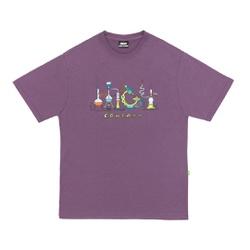 Camiseta High Tee Lab Purple - 3400 - DREAMSSKATESHOP