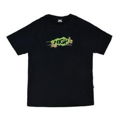 Camiseta High Tee Lunch Black - 3399 - DREAMSSKATESHOP