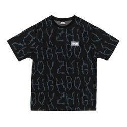 Camiseta High Tee Storm Black - 3401 - DREAMSSKATESHOP