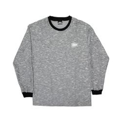 Tweed Longsleeve High Black - 3393 - DREAMSSKATESHOP
