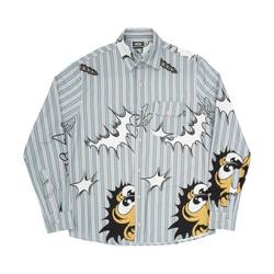 Striped Shirt High - 3356 - DREAMSSKATESHOP