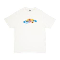 Camiseta High Tee Flow White - 3339 - DREAMSSKATESHOP
