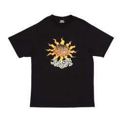 Camiseta High Tee Junglist Black - 3340 - DREAMSSKATESHOP