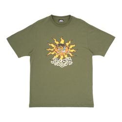 Camiseta High Tee Junglist Night Green - 3340 - DREAMSSKATESHOP