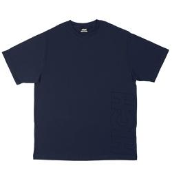 Camiseta High Work Tee Outline Logo Navy - 2271 - DREAMSSKATESHOP