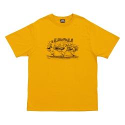 Camiseta High Flyah Gang Yellow - 2860 - DREAMSSKATESHOP