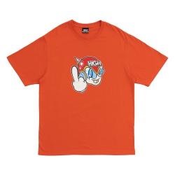 Camiseta High Space G Orange - 2859 - DREAMSSKATESHOP