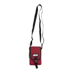 Wallet Bag Reflective High Logo Wine - 2874 - DREAMSSKATESHOP