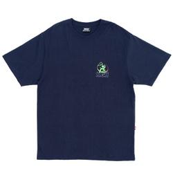 Camiseta High Tee Web Navy - 2322 - DREAMSSKATESHOP