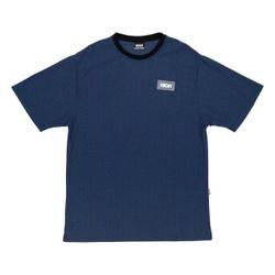 Camiseta High Kinitted Tee Blocks Black - 2972 - DREAMSSKATESHOP