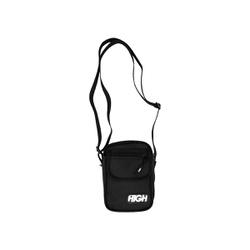 Shoulder Bag High Logo Black - 2284 - DREAMSSKATESHOP