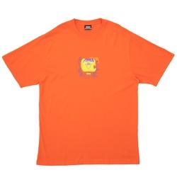 Camiseta High Tee Apple Orange - 2533 - DREAMSSKATESHOP