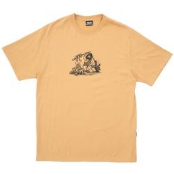 Camiseta High Tee Cave Boyz Beige - 2536 - DREAMSSKATESHOP