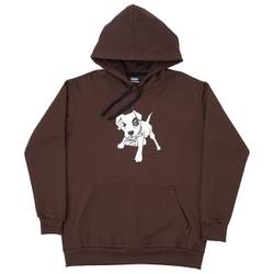 Mutt Hoodie High Brown - 3113 - DREAMSSKATESHOP
