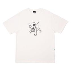 Camiseta High Tee Mutt White - 3119 - DREAMSSKATESHOP