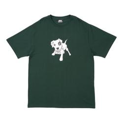 Camiseta High Tee Mutt Night Green - 3119 - DREAMSSKATESHOP