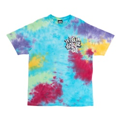 Camiseta High Tee Slingshot Tie Dye - 3118 - DREAMSSKATESHOP