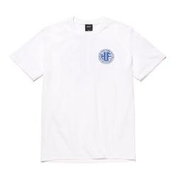 Camiseta HUF Regional White - 3170 - DREAMSSKATESHOP