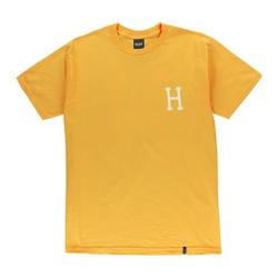 Camiseta HUF Essentials Classic H Orange - 3135 - DREAMSSKATESHOP