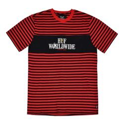 Camiseta HUF x Peanuts Party Animal Red - 3050 - DREAMSSKATESHOP