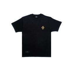 Camiseta ÖUS Ö Imperial Preto - 2764 - DREAMSSKATESHOP