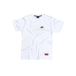 Camiseta ÖUS Ciclo do Mal Branco - 3452 - DREAMSSKATESHOP
