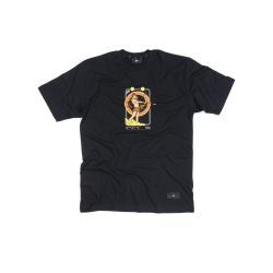 Camiseta ÖUS Indigena Preto - 3455 - DREAMSSKATESHOP