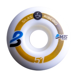 Brats Wheels Silas Ribeiro 51MM - 101A - 2347 - DREAMSSKATESHOP