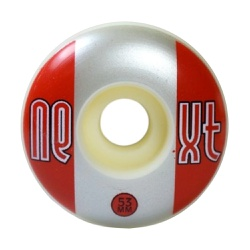 Rodas Next Wheels Vermelho 53mm - 3253 - DREAMSSKATESHOP