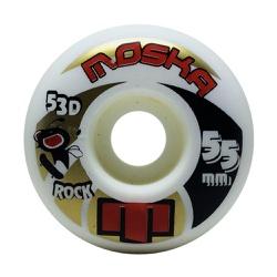 Moska Wheels 53D Rock 55mm - 2943 - DREAMSSKATESHOP