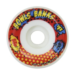 Moska Wheels Bowls Banks 58mm - 2942 - DREAMSSKATESHOP