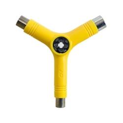 Chave Hondar Y Multifuncional Amarelo - 2351 - DREAMSSKATESHOP